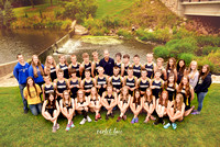 CHS Cross Country 2015-
