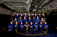 Wrestlting Team Portrait-