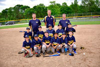 Rookies Baseball Team 2| Coach Grasse