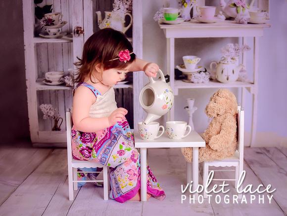 Tea Time | Violet Lace Photography